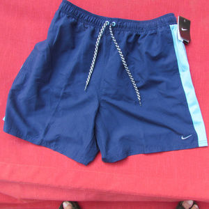 "Nike Sheds Water Built-in Mesh Support XL 7"" L NWT"